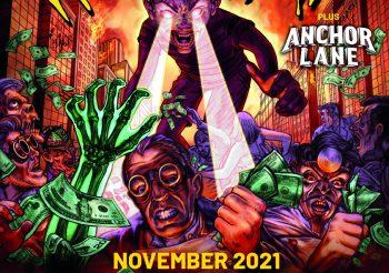 Anchor Lane Get Set To Join Wayward Sons on UK Tour, November 2021!